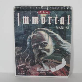 Immortal, Will Harvey Presents: The - NES Manual